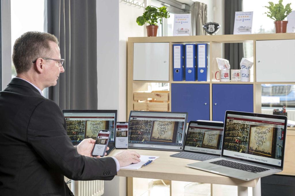Website WordPress_Advertising Solution_Werbeagentur Bezirk Mödling
